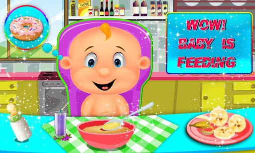 Virtual Newborn Baby Care: Babysitter Daycare Game 1.0 screenshots 1