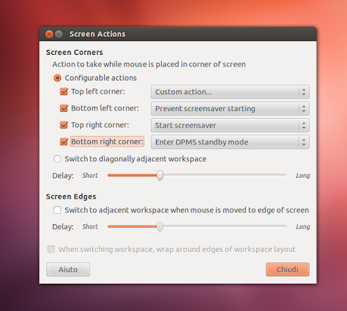Brightside su Ubuntu