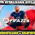 BAIXAR FIFA 2022 offline ATUALIZADO para TODOS os ANDROID • FIFA MOBILE MOD