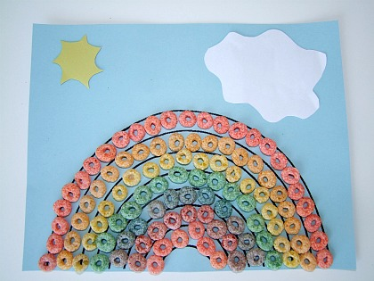 Craft Ideas Letters on Letter R Crafts For Kids Click On The Rainbow For Letter R Craft Ideas