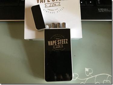 IMG 1569 thumb%255B1%255D - 【タバコ型スターター】「Vape Steez VS-1スターターキット」レビュー!コンパクトサイズの電子タバコ【レビュー】