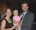 Dana Schultes, Matilda Flowers and Justin Flowers