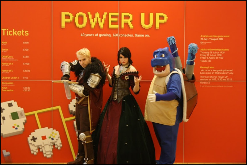 Power Up at the Science Museum