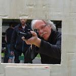 Mini Rifle - przedmecz - testowanie torów - 13 V 2016