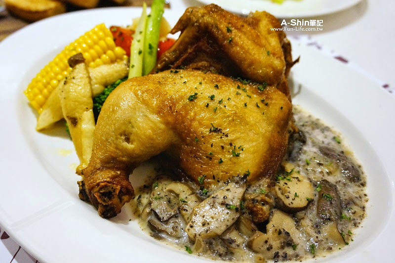 台中義大利式餐廳-聖娜朵義式食尚-6