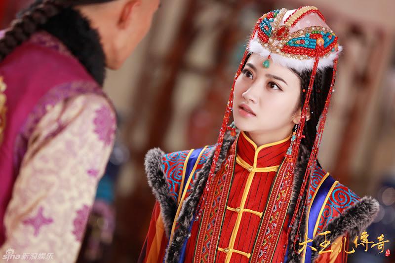 The Legend of Xiao Zhuang China Web Drama