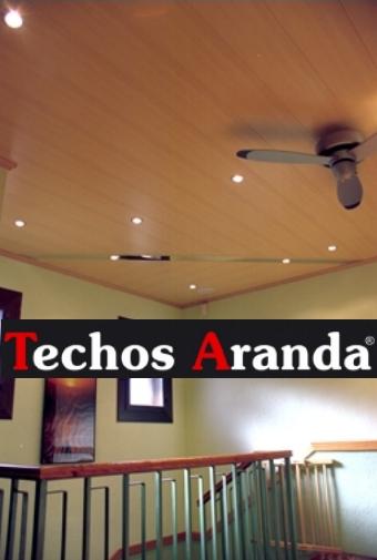 Techos en Alcalá la Real