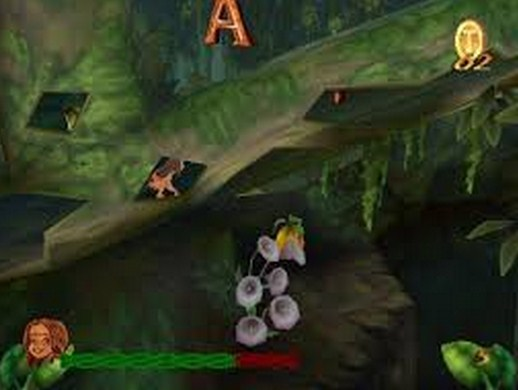 Disney Tarzan PC Games Free Download Full Version