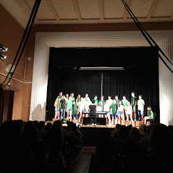 """Concert Fi de Curs 2015/16 Coral """"ViulaVeu"""""""