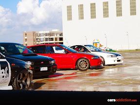 Subaru and Honda