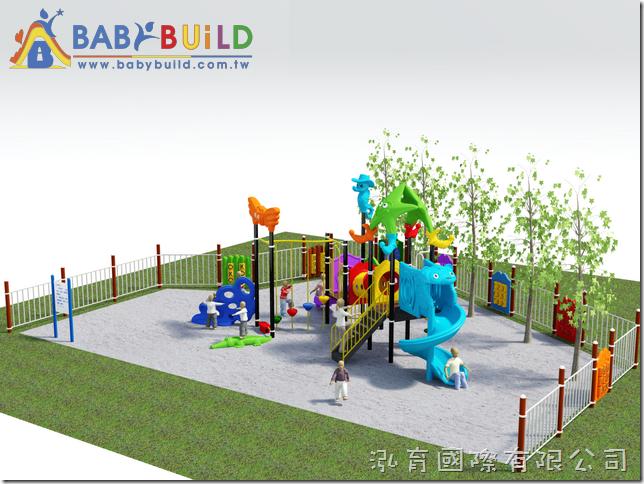 兒童遊戲場設計規劃