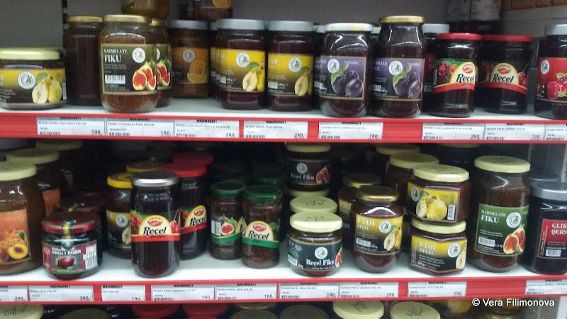 цены на продукты в албании