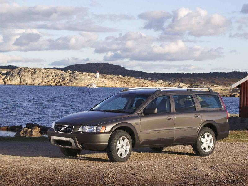 2010 Volvo XC70 Wagon Specifications, Pictures, Prices