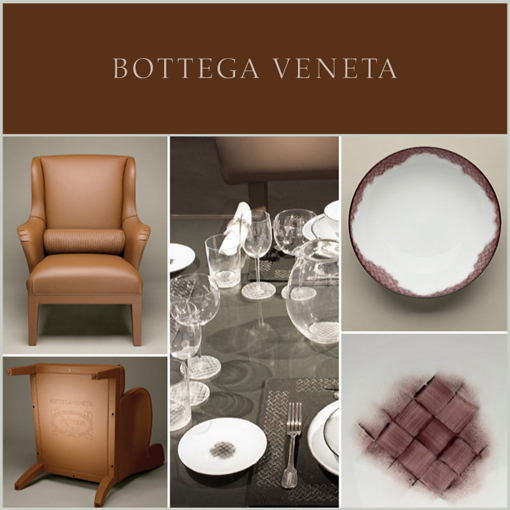 LINEA CASA / HOME COLLECTION - BOTTEGA VENETA