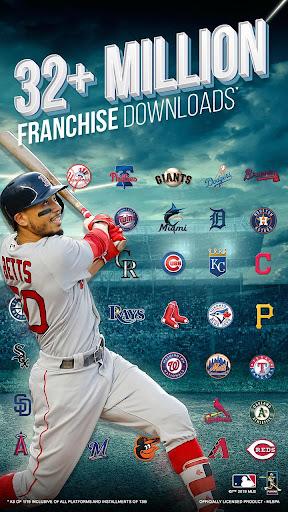 MLB Tap Sports Baseball 2019  code Triche 1