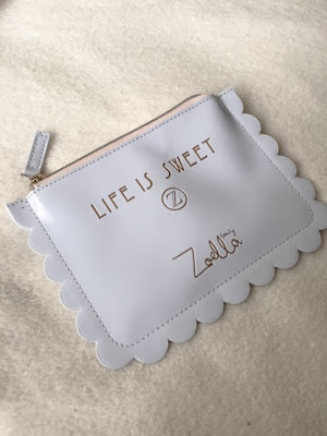 Zoella Beauty Sweet Inspirations coin purse