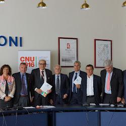 Presentazione CNU 2016 - CONI, Sala Giunta - 7 giugno 2016