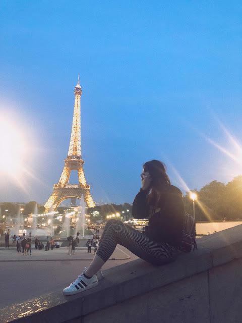 ¿Cómo llegué a Paris? // How did I got to Paris?