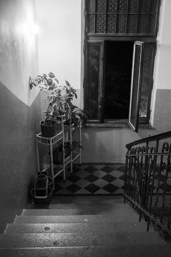Stairs, Prague