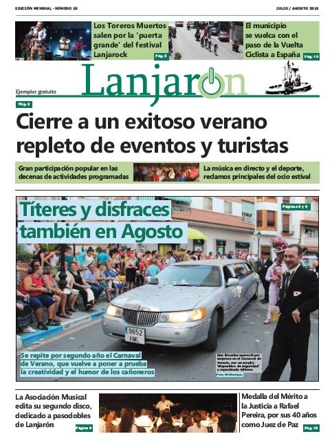 X Edición Periódico Local