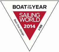 J/88 Sailing World Boat of Year Award