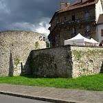 Quai Saint-Père : vestiges de la tour des pêcheurs