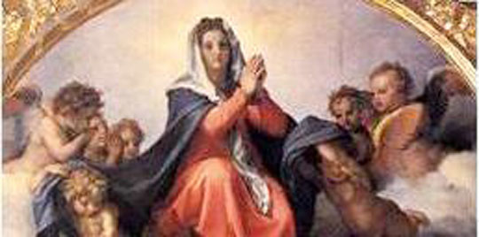 Đức Mẹ – Mẫu Gương Đức Tin Của Chúng Ta
