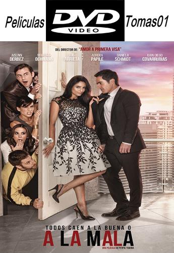 A la Mala (2015) DVDRip