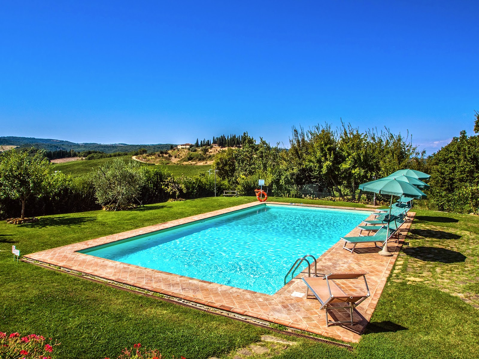 Villa di Pancole_San Gimignano_7