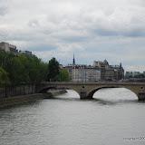 The Seine and the Ile de Cite
