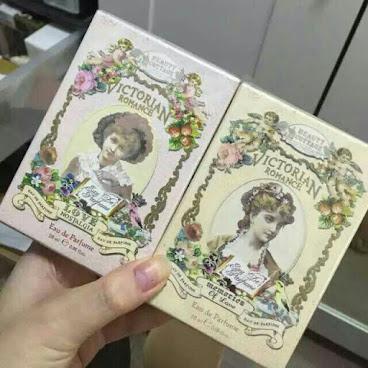 VICTORIAN ROMANCE維多利亞羅曼史