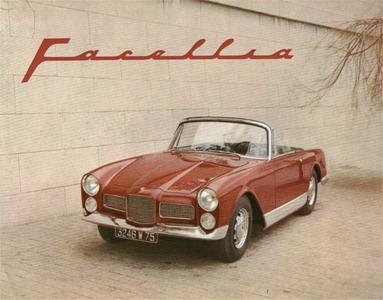 Facel Vega 1959 Facellia cabriolet