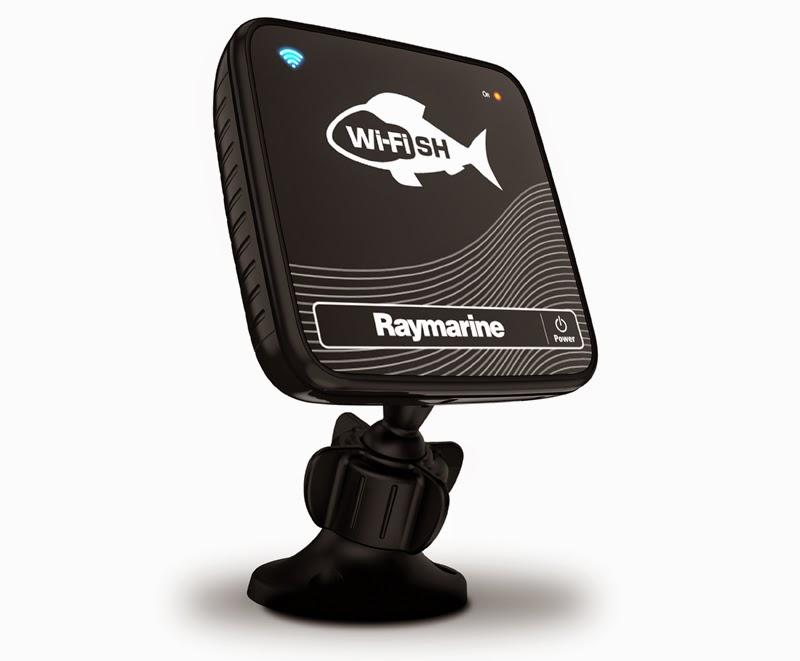 Raymarine Dragonfly Wi-Fish