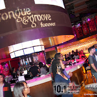 Thanksgiving Eve at Tongue & Groove
