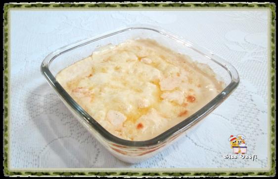Camarão com queijos 1