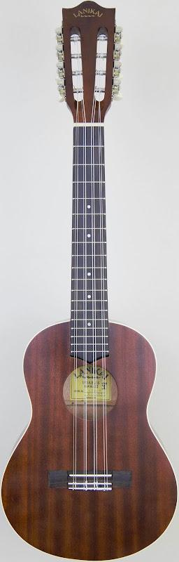 lanikai 8 string tenor taropatch LU2 8 at Ukulele Corner