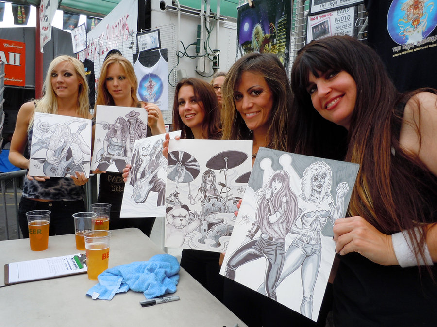 iron_maidens_with_sketches_by_coondog69-d4a6953