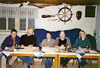 V2, V1, Kassenwart, Sportlicher Leiter und Schriftführerin berichten aus dem Jahr 2008.