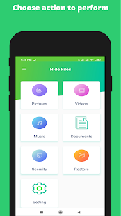 Hide Files Pro for PC-Windows 7,8,10 and Mac apk screenshot 2