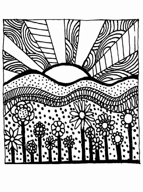 Printable Spring Coloring Pages For Adults Archives Free On Free Printable Spring  Coloring Pages For Adults
