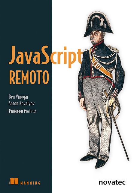Livro JavaScript Remoto em promoção