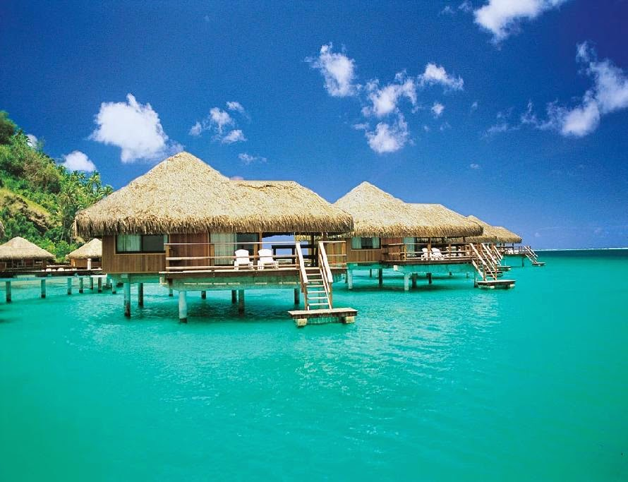 Beach resorts best beach pictures for Best and cheapest beach vacations