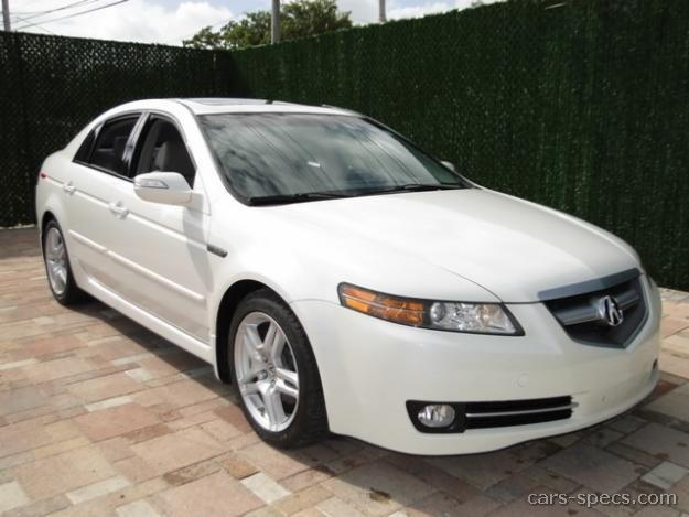 2007 acura tl type s manual 0-60