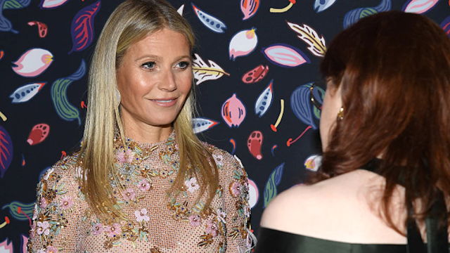 Gwyneth Paltrow: Society Done With 'Paradigm Of Patriarchy Of White Men'