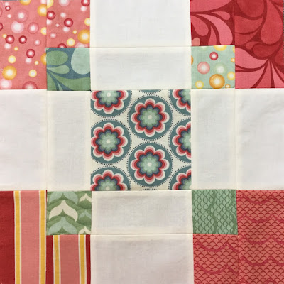 Happy Quilting: Disappearing 9 Patch Variation Tutorial