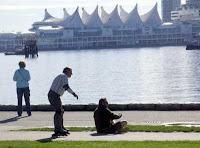 ein weiteres Wahrzeichen von Vancouver