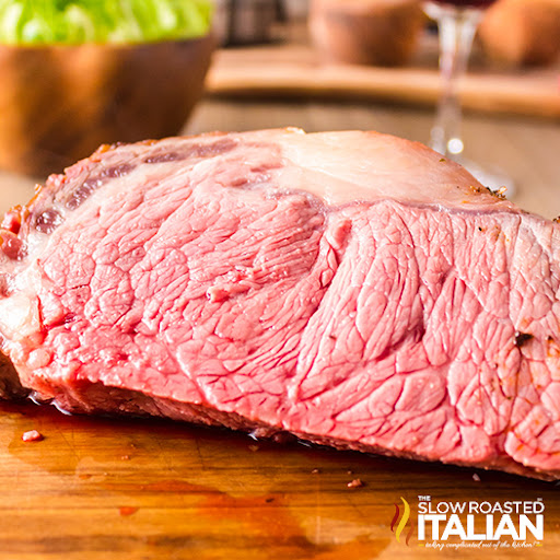 Prime Rib On The Grill