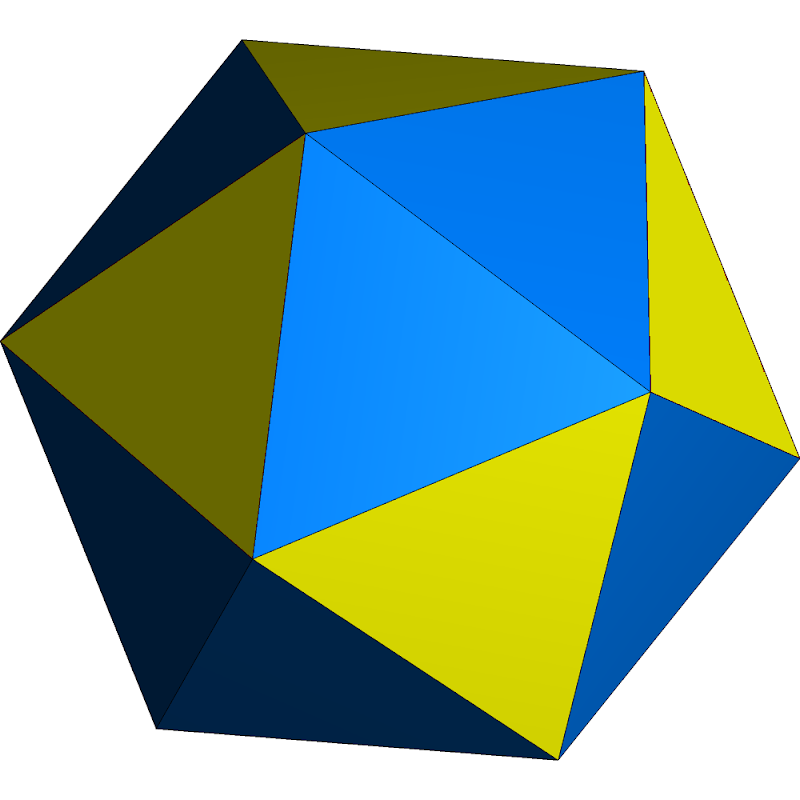Uniform polyhedron 43 h01