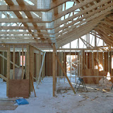 Building of new home in Waukesha, WI - P1030430.JPG