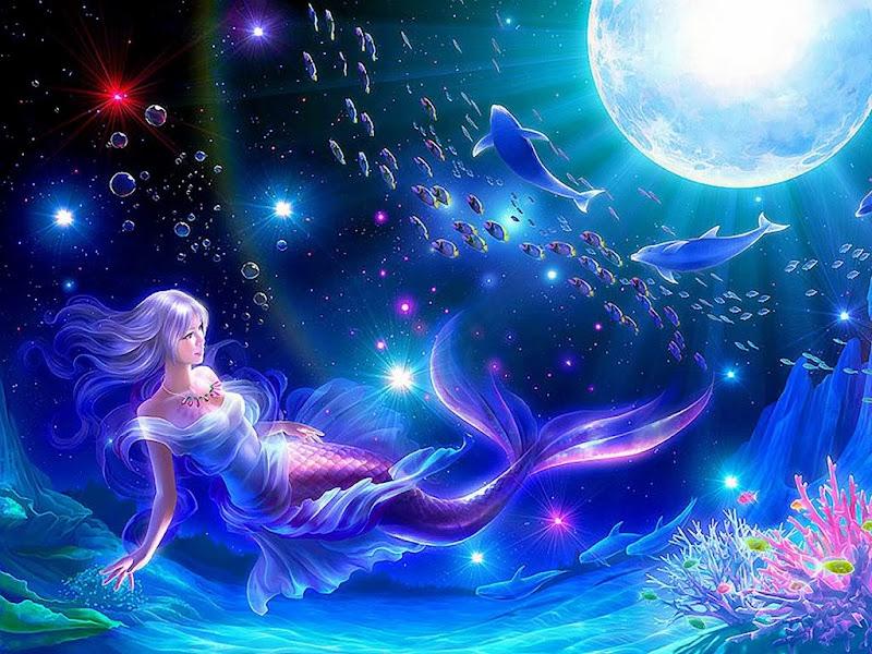 Mermaid 7, Mermaids